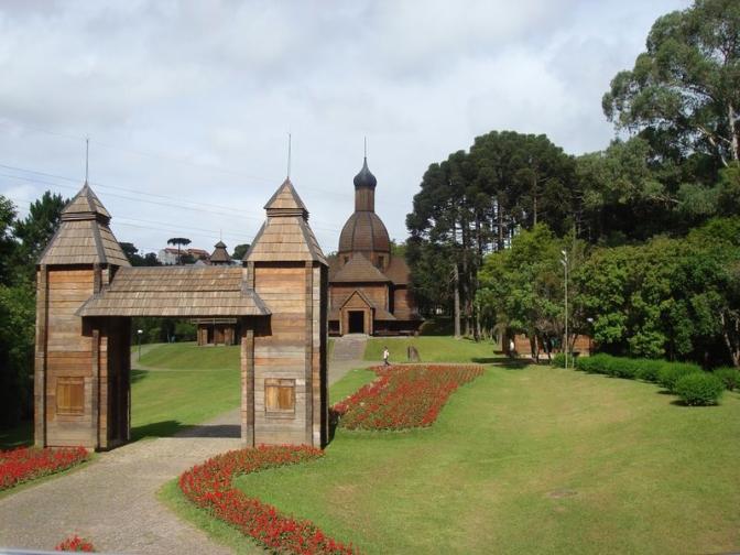 Parque Tingüi de Curitiba