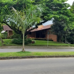 Belas casas sem cercas