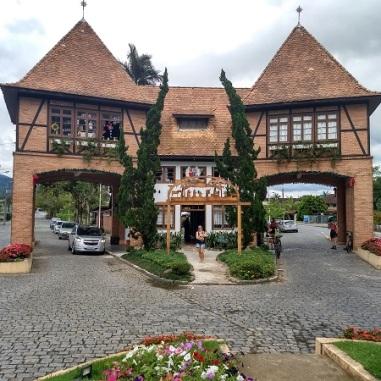 Portal Turístico Sul