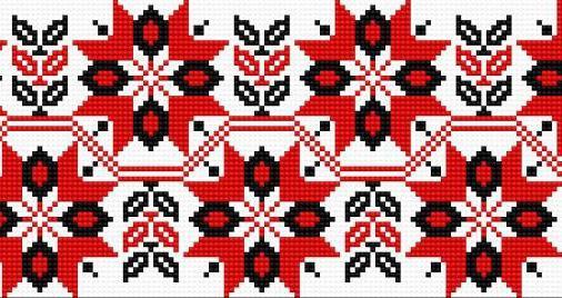 avental ucraniano