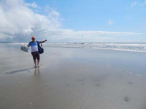 Mar, céu azul e muita paz é o que encontramos em Superagui.