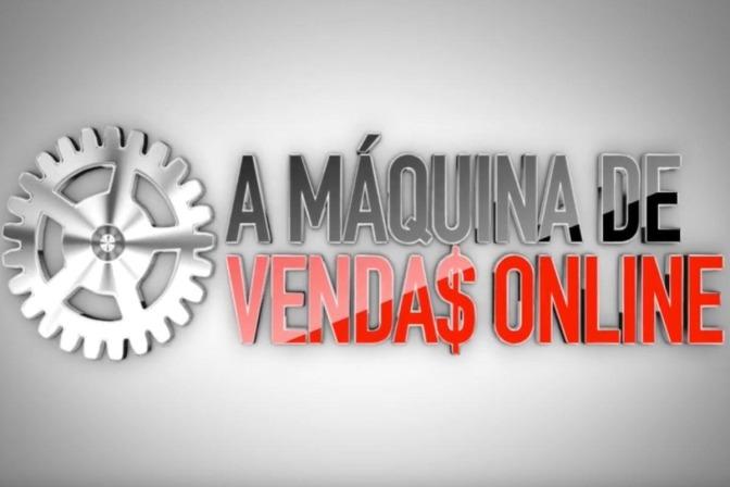 A máquina de vendas On Line