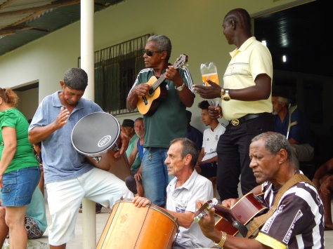 Comunidade São Roque localizada na cidade de Praia Grande em Santa Catarina.