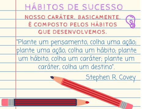 Hábitos de Sucesso - Stephen Covey