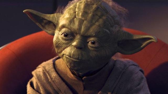 Jedi mestre yoda