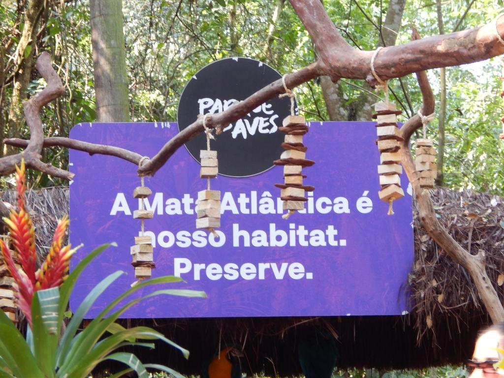 Conheça o Parque das Aves em Foz do Iguaçu e se encante com esse lindo trabalho de preservação que a instituição esta fazendo...